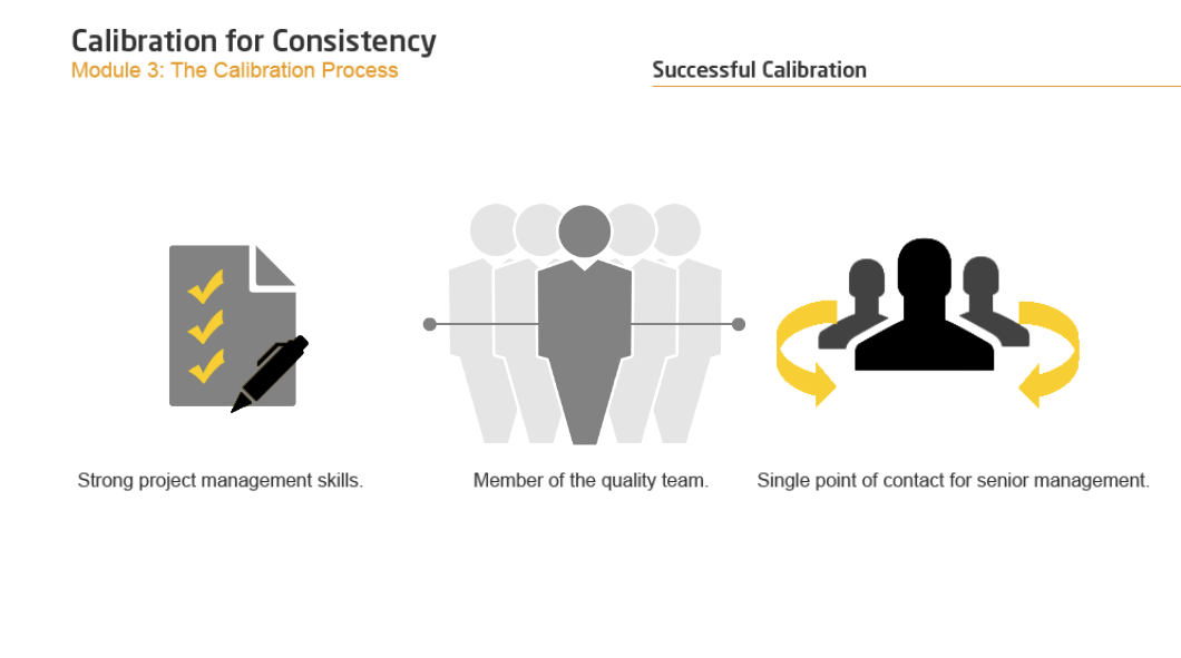 2. Calibration for Consistency