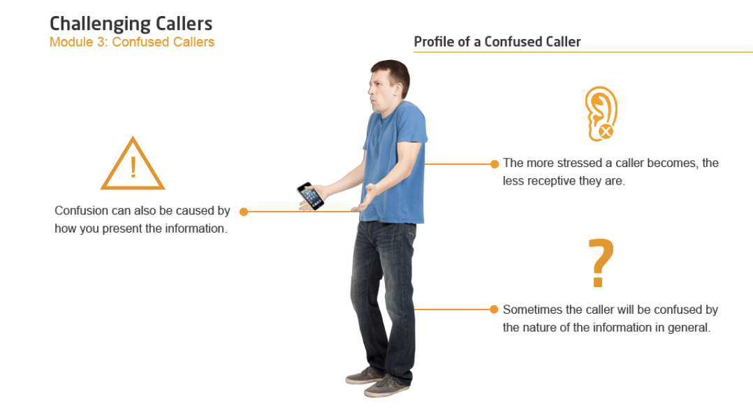 1. Types of Challenging Callers